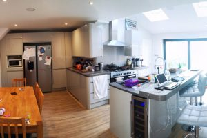 Reading Kitchen extension