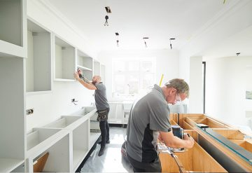 Plastering, Carpentry & Woodworking