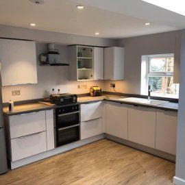 Kitchen Refurbishment & WC